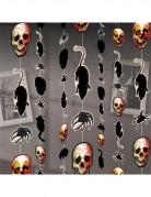 8 d�corations � suspendre t�te de mort