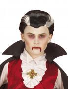 Perruque vampire bicolore enfant Halloween