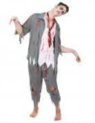 Déguisement zombie homme