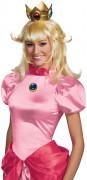 Perruque Princesse Peach™ Adulte
