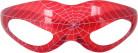 Lunettes lumineuses rouges toile d'araignées