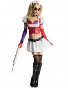 Déguisement Harley Quinn infirmière Arkham City™ femme