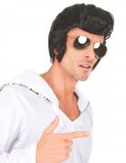 Perruque star du rock homme