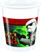 8 Gobelets en plastique Star Wars Rebels™