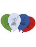 8 Ballons latex Avengers™