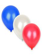 12 Ballons Supporter France 27 cm