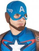 Casque en tissu Captain America™ adulte