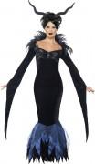 Déguisement dame corbeau femme Halloween