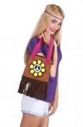 Sac Hippie Flower power