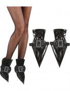 Sur chaussures sorcière femme Halloween
