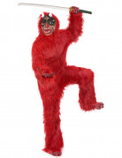 Déguisement diable rouge luxe adulte Halloween