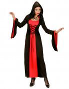 Déguisement prêtresse gothique femme