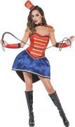Déguisement dompteuse de cirque sexy femme