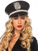 Chapeau policier adulte