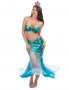 Déguisement sirène des mers sexy femme
