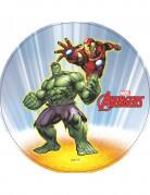 Disque azyme Hulk et Iron Man Avengers™