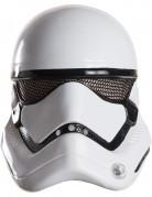 Masque classique 1/2 casque Stormtrooper Star Wars VII™ adulte