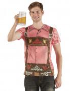 T-shirt bavarois homme