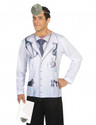 T-shirt docteur homme