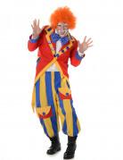 Déguisement clown exentrique homme