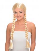 Perruque Ecolière Blonde femme