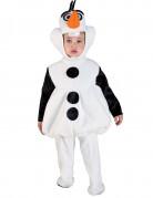 Déguisement bonhomme de neige enfant