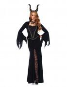 Déguisement reine démoniaque femme Halloween