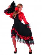Déguisement danseuse espagnole luxe femme