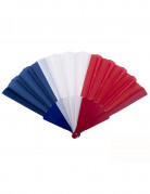 Eventail supporter France 23 cm