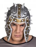 Casque latex chevalier guerrier adulte