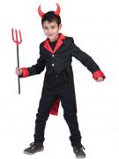 Déguisement diable queue de pie garçon Halloween