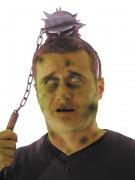 Serre-tête fléau ensanglanté adulte Halloween