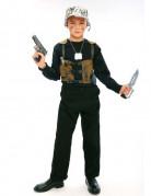 Kit soldat militaire enfant en plastique