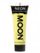 Gel visage et corps jaune pastel UV 12 ml Moonglow ©