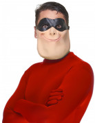 Demi-Masque en latex Super héros adulte