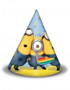 6 Chapeaux de fête lovely Minions™