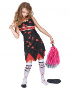 Déguisement pompom girl zombie fille Halloween