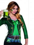 T-shirt irlandais femme