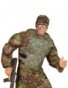Gilet camouflage adulte