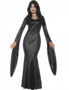 Déguisement vampire immortelle noire femme Halloween
