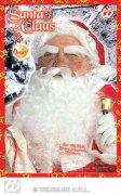 Santa Claus Wig Set Costume Accessory white