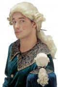 Perruque baroque Renaissance homme