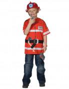 T-shirt de pompier enfant
