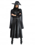 Mean Witch Halloween Ladies Costume black