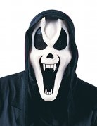 Masque fantôme de démon adulte