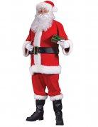 Santa Claus Costume red-white