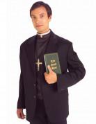 T-shirt prêtre avec col homme