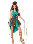 Déguisement guerrière celtique femme