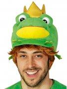Chapeau roi grenouille adulte