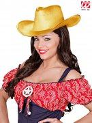 Cowboy Hat Pimp gold